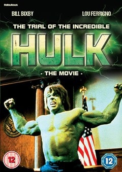 The Trial of the Incredible Hulk - 1