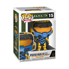Halo: Spartan Mark VII (15) Pop Vinyl - 2