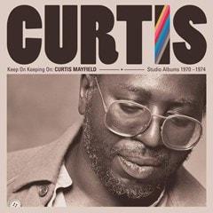 Keep On Keeping On: Studio Albums 1970-1974 - 1