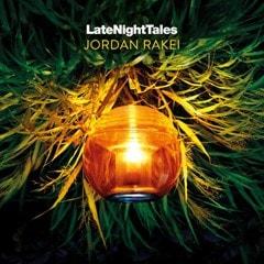Late Night Tales: Jordan Rakei - 1