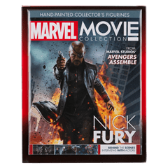 Nick Fury: Marvel Figurine: Hero Collector - 5