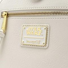 Loungefly X Star Wars White Rebel Handle Crossbody Bag - 4