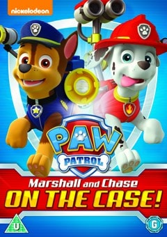 Paw Patrol: Marshall and Chase On the Case! - 1