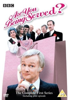 Are You Being Served?: Series 1 and Pilot - 1