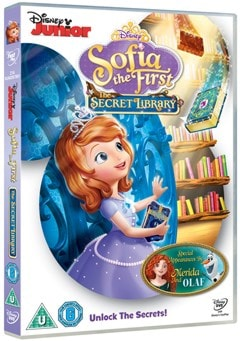 Sofia the First: The Secret Library - 2