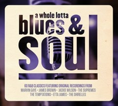 A Whole Lotta Blues & Soul - 1
