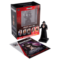 The Undertaker: WWE Championship Figurine: Hero Collector - 2