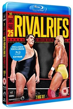 WWE: Top 25 Rivalries - 2
