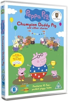 Peppa Pig: Champion Daddy Pig and Other Stories - 1