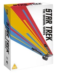 Star Trek The Original Series: Complete Limited Edition Steelbook - 2