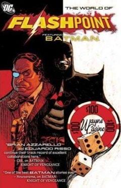 Flashpoint: World Of Flashpoint: Batman - 1