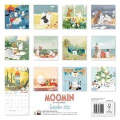 Moomin: Tove Jansson Square 2022 Calendar - 3