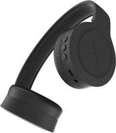 X By Kygo A3/600 Black Bluetooth Headphones - 3
