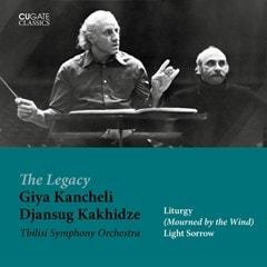 Kancheli: Light Sorrow/Liturgy (Mourned By the Wind) - 1