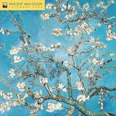 Vincent van Gogh Square 2022 Calendar - 1