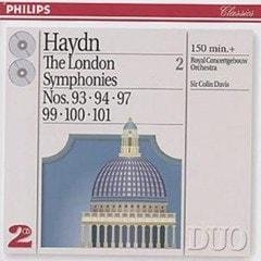 The London Symphonies Volume 2 - 1