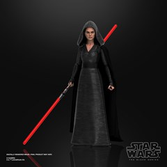 Rey (Dark Side Vision) Episode 9: The Black Series: Star Wars Action Figure - 1