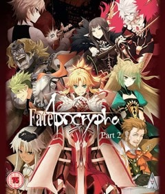 Fate/apocrypha: Part 2 - 1