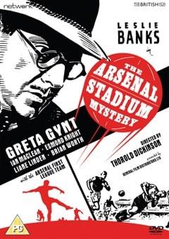 The Arsenal Stadium Mystery - 1