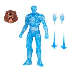 Hasbro Marvel Legends Series Hologram Iron Man Action Figure - 4