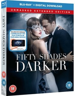 Fifty Shades Darker - The Unmasked Extended Edition - 2