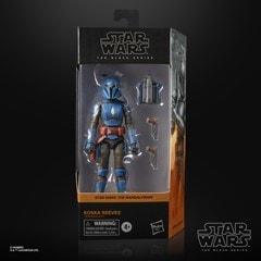 Koska Reeves: The Mandalorian: Star Wars Black Series Action Figure - 6