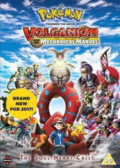 Pokemon the Movie: Volcanion and the Mechanical Marvel - 1