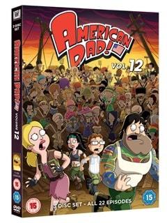 American Dad!: Volume 12 - 2
