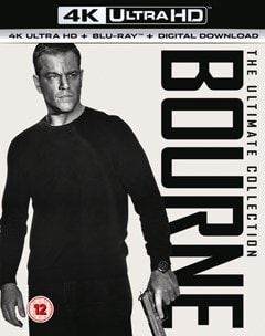 Bourne: The Ultimate 5-movie Collection - 1