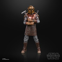 The Armorer: The Mandalorian: The Black Series: Star Wars Action Figure - 1