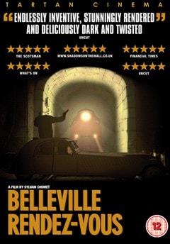Belleville Rendezvous - 2