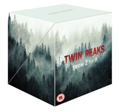 Twin Peaks: From Z to A - 1