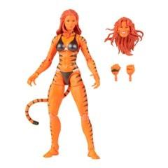 Marvel's Tigra: Hasbro Marvel Legends Series Action Figure - 4