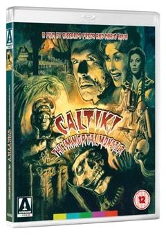 Caltiki: The Immortal Monster - 2