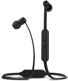 Jays A-Six Black Bluetooth Earphones - 1