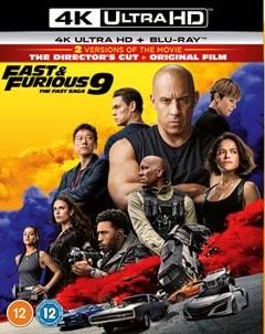 Fast & Furious 9 - The Fast Saga - 1