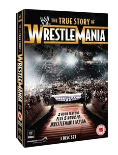 WWE: The True Story of WrestleMania - 2