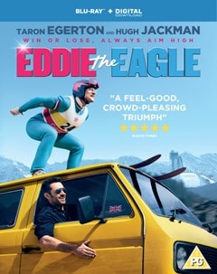 Eddie the Eagle - 1