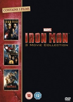 Iron Man 1-3 - 1