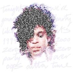 Prince: 2000 Zero Zero: Limited Edition Fine Art Print By Mike Edwards - 1