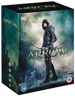 Arrow: Seasons 1-7 - 2