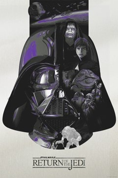 Star Wars: The Sixth Limited Edition Art Print - 1
