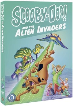 Scooby-Doo: Scooby-Doo and the Alien Invaders - 2