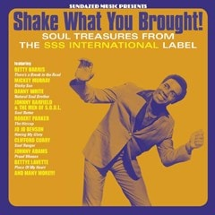 Shake What You Brought!: Soul Treasures from  the SSS International Label - 1