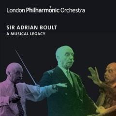 Sir Adrian Boult: A Musical Legacy - 1