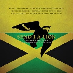 Send I a Lion: A Nighthawk Reggae Joint - Brought to You By Leroy Jodie Pierson - 1