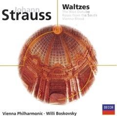 Strauss - Waltzes - 1