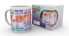 K-Pop: K-Pop Clouds Mug - 1