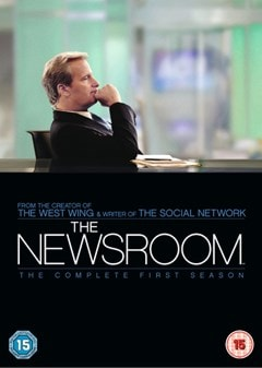 The Newsroom: The Complete First Season - 1