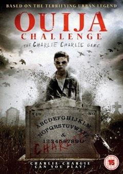 Ouija Challenge - 1
